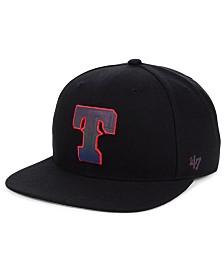'47 Brand Texas Rangers Iridescent Snapback Cap