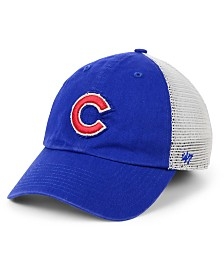 '47 Brand Chicago Cubs Stamper Mesh CLOSER Cap