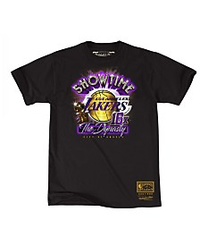 Mitchell & Ness Men's Los Angeles Lakers Dynasty Collection T-Shirt