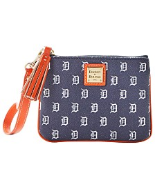 Dooney & Bourke Detroit Tigers Stadium Wristlet