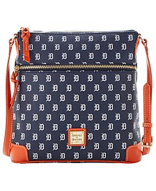 Dooney & Bourke Detroit Tigers Crossbody Purse