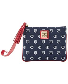Dooney & Bourke Minnesota Twins Stadium Wristlet