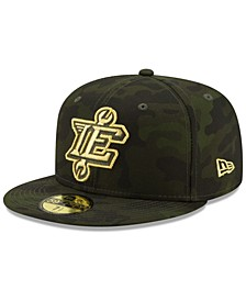 Inland Empire 66ers Armed Forces Day 59FIFTY Fitted Cap