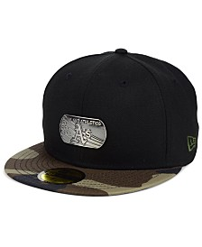 New Era Oakland Athletics Dog Tag 59FIFTY-FITTED Cap