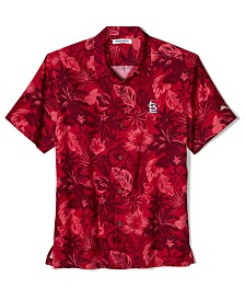 Tommy Bahama Men's St. Louis Cardinals Fuego Floral Top