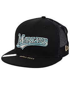 New Era Florida Marlins Timeline Collection 9FIFTY Cap