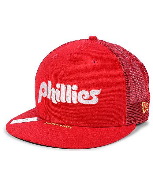 New Era Philadelphia Phillies Timeline Collection 9FIFTY Cap