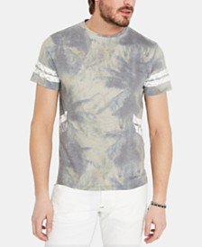 Buffalo David Bitton Men's Tyhant Floral Graphic T-Shirt