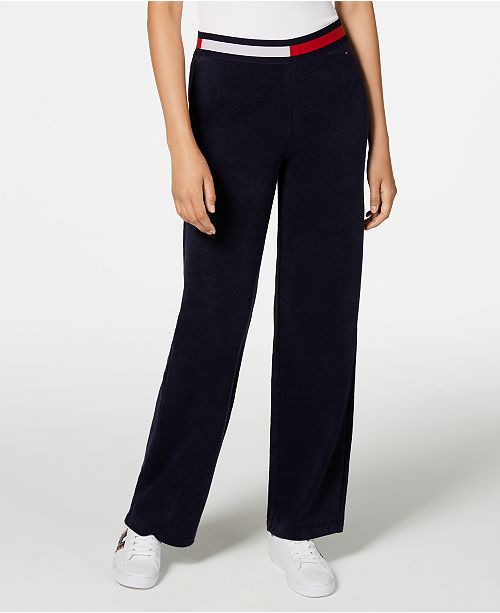 Tommy Hilfiger French Terry Pants, Created for Macy's