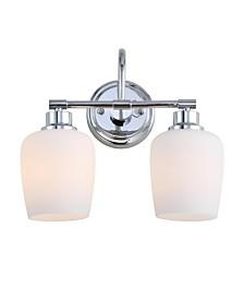 Safavieh Rayden Two Light Bathroom Sconce