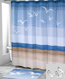 Avanti Seagulls 14-Pc. Bath Set