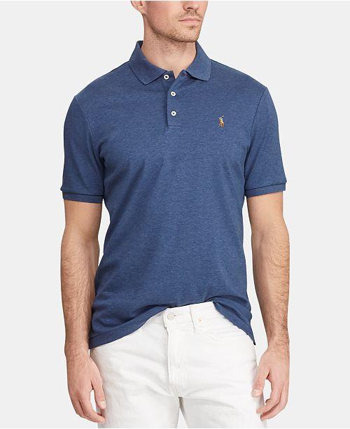 Polo Ralph Lauren Men's Classic-Fit Soft-Touch Cotton Polo