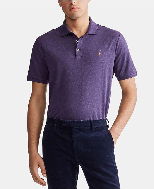 Polo Ralph Lauren Men's Classic-Fit Cotton Polo