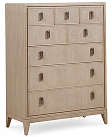 Closeout! Myers Park 8-Drawer Chest