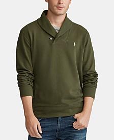 Polo Ralph Lauren Men's Double-Knit Jersey Sweater