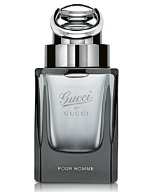 Gucci by Gucci Men's Pour Homme Eau de Toilette, 1.7 oz.