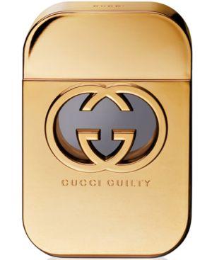 GUCCI Guilty Intense 2.5 Oz/ 75 Ml Eau De Parfum Spray