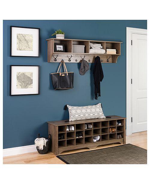 Pleasant 24 Pair Shoe Storage Cubby Bench Evergreenethics Interior Chair Design Evergreenethicsorg