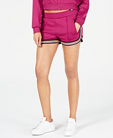 Contrast Track Shorts