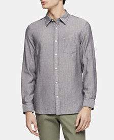 Calvin Klein Men's Chambray Shirt