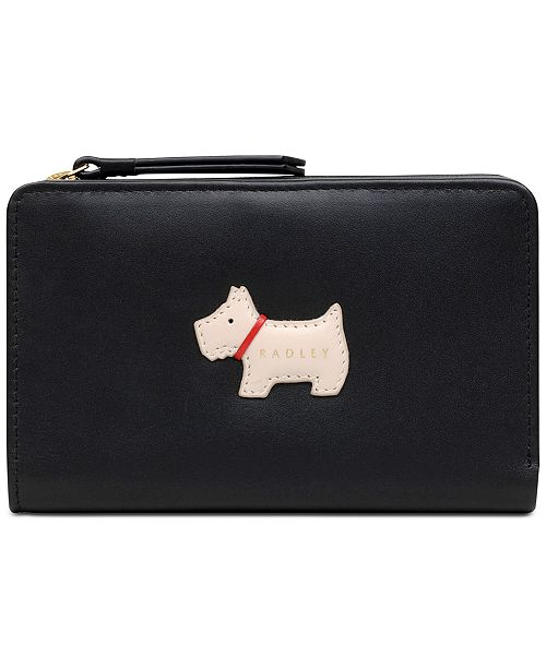 Radley London Bifold Leather Wallet