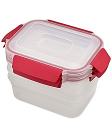 Joseph Joseph Nest Lock 6-Pc. Food Storage Container Set