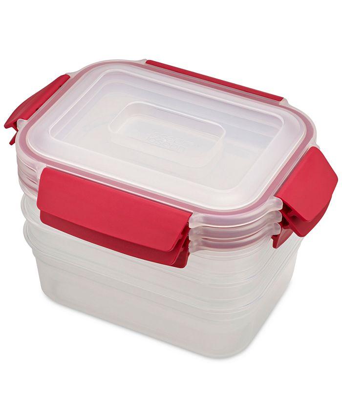 Joseph Joseph - Nest Lock 6-Pc. Food Storage Container Set