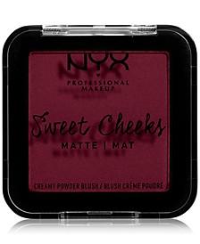 Sweet Cheeks Creamy Powder Matte Blush