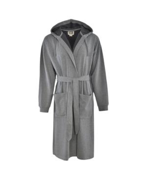 Hanes 1901 Men's Athletic Hooded Fleece Robe