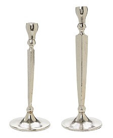 Vibhsa Rustic Candle Holders Set of 2