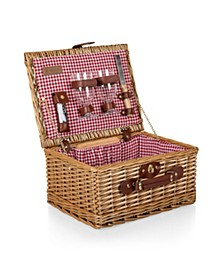 Classic Wine and Cheese Basket