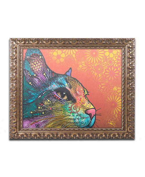 "Trademark Global Dean Russo 'Smudge' Ornate Framed Art - 16"" x 20"""