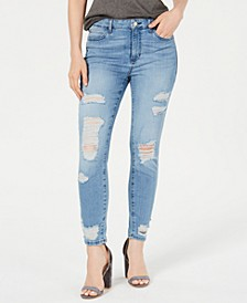 1981 Ripped Skinny Jeans