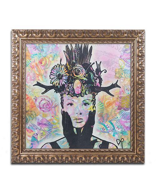 """Trademark Global Dean Russo 'Lucid' Ornate Framed Art - 16"""" x 16"""""""