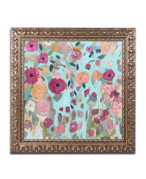 """Trademark Global Carrie Schmitt 'Gypsy Soul' Ornate Framed Art - 16"""" x 16"""""""
