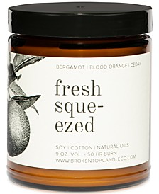 Fresh Squeezed Candle, 9-oz.