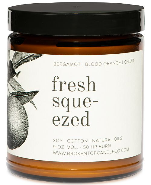 Broken Top Candle Co Fresh Squeezed Candle, 9-oz.