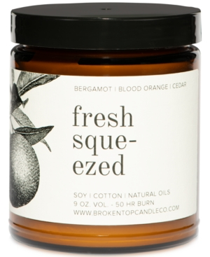 . Fresh Squeezed Candle