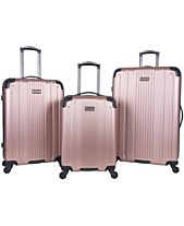 25371e261871 Kenneth Cole Reaction South Street 3-Pc. Hardside Spinner Luggage Set