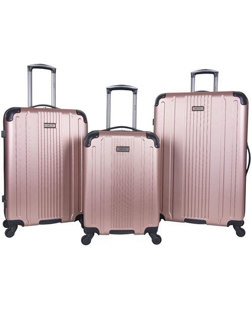 South Street 3-Pc. Hardside Luggage Set