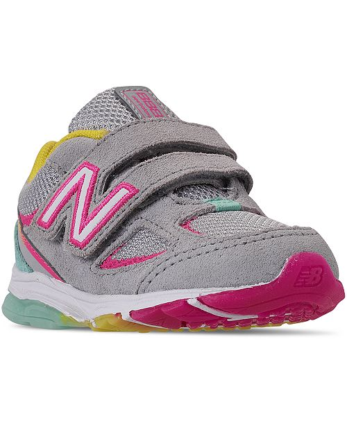 New Balance Toddler Girls' 888v2 Running Sneakers from Finish Line