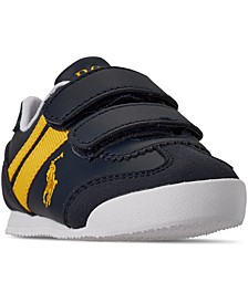 Toddler Boys' Emmons EZ Slip-On Casual Sneakers from Finish Line