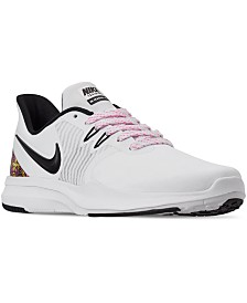 Nike Women's In-Season TR 8 Print Training Sneakers from Finish Line