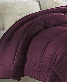 Tahari Prewashed All Season Extra Soft Down Alternative Comforter - Twin