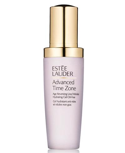 Estée Lauder Advanced Time Zone Age Reversing Line/Winkle Hydrating Gel Oil-Free 1.7 oz.