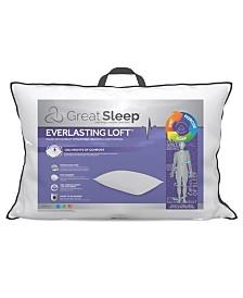 Great Sleep Everlasting Loft with Suprelle® ExtraLife Fiber Pillows
