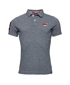 Men's Classic Piqué Polo Shirt