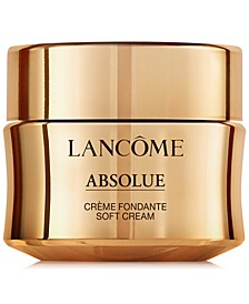 Receive a FREE Full-Size Absolue Soft Cream with any $250 Absolue Purchase (An $80 Value!)