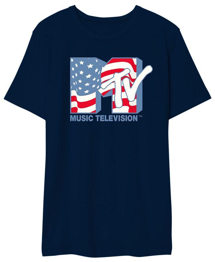 Hybrid - AMERICAN FLAG TEE