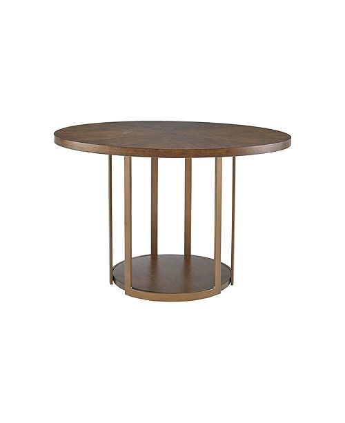 Madison Park Bryce Dining Table, Quick Ship